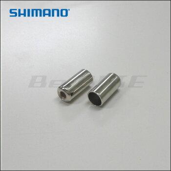 SIS-SP50/ブレーキ・シフト用アウターキャップ(φ6mm/10個)シマノ(Y60B98010)【80】【自転車】