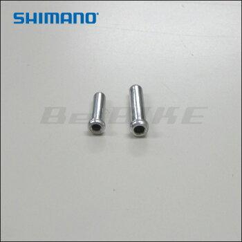 インナーエンドキャップ(φ1.1mmφ1.2mm変速用/10個)シマノ(Y62098030)【80】【自転車】