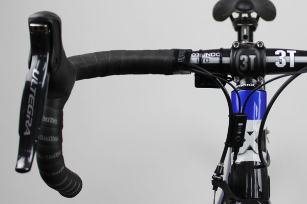 how to set up synchro shift di2