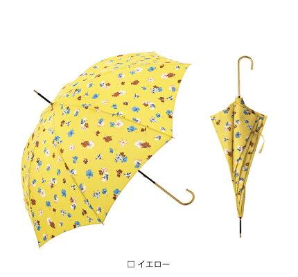 【because公式】クロマフローラ【長傘/雨傘/UVカット/レディース/通勤/通学/ビコーズ】