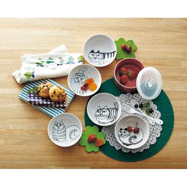 リサ ラーソン リサ ラーソン スケッチ ファイブボウルセット スケッチ 洋陶器 洋陶鉢 サラダセット LL20‐72(代引不可)