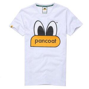 PANCOAT パンコート キャラクター T-シャツ POPEYES ホワイト 半袖 夏 トレーナー フード付半袖 Tシャツ メンズ レディース