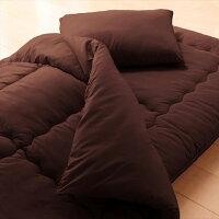 極厚敷布団で床つき感を抑える