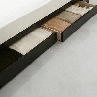 ベッドベットセミダブル収納付きブラウン幅:130cm〜139cm奥行き:200cm以上高さ:70cm〜79cmキャスター無し既成品エレガントクラシックシンプルモダン無地セミダブル木製ボンネルコイル収納付きコンセント付き要組立品木日本茶ブラウン210