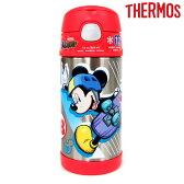 ディズニー 水筒 ミッキーマウス 魔法瓶 直飲み サーモス 子供用 キッズ 男の子 女の子 355ml【あす楽対応】