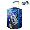 ディズニー R2-D2 スターウォーズ ソフト スーツケース キャリーケース スター・ウォーズ 子供 男の子 キッズ グッズ トランク【あす楽対応】