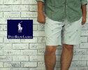 ●●【POLObyRalphLauren】ラルフローレンマルチテニスラケット刺繍ストライプショーツ/BLUE/WHITE【あす楽対応】