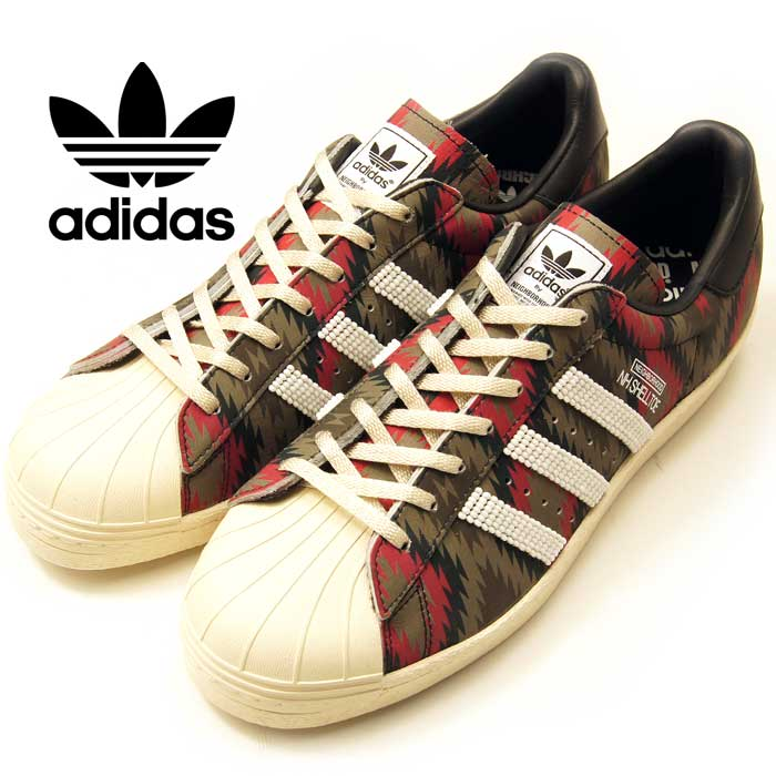 メンズ靴, スニーカー adidas Originals NEIGHBORHOOD NH SHELL TOE