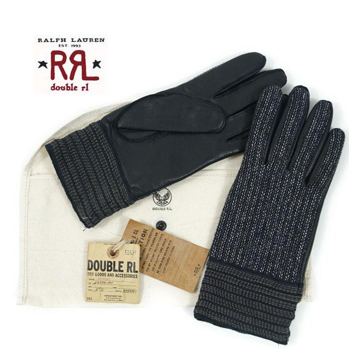 手袋・アームウォーマー, メンズ手袋  RRL DOUBLE RL 75