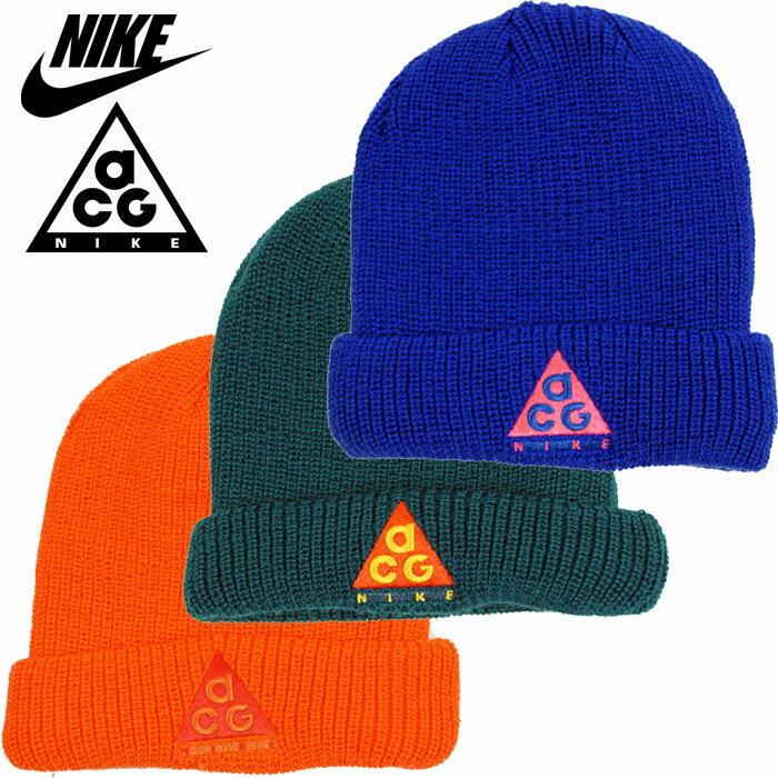 メンズ帽子, ニット帽  NIKE ACG LOGO KNIT CAP 3