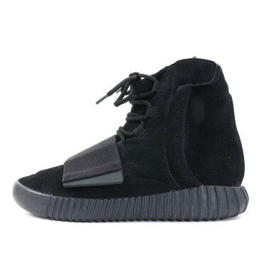 adidas (アディダス) 15A/W YEEZY BOOST 750 Triple Black (BB1839) ブラック US7(25cm) 【メンズ】【美品】【K2068】【中古】【あす楽☆対応可】
