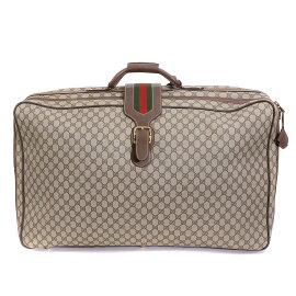 625779bd05d0 ... GUCCI(グッチ)シェリーラインGGモノグラムトラベルバッグ/スーツケース/トランクケース ...