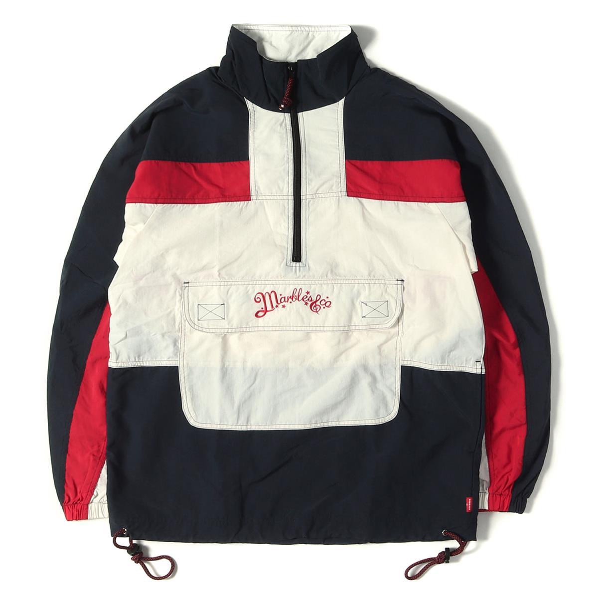 メンズファッション, コート・ジャケット MARBLES () 18AW (ANORAK TEAM JKT) S K2548