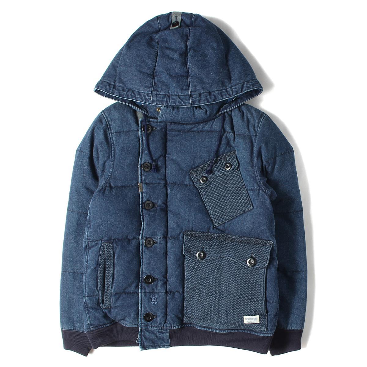 メンズファッション, コート・ジャケット NEIGHBORHOOD 15AW (D.D. C-JKT) S K2864