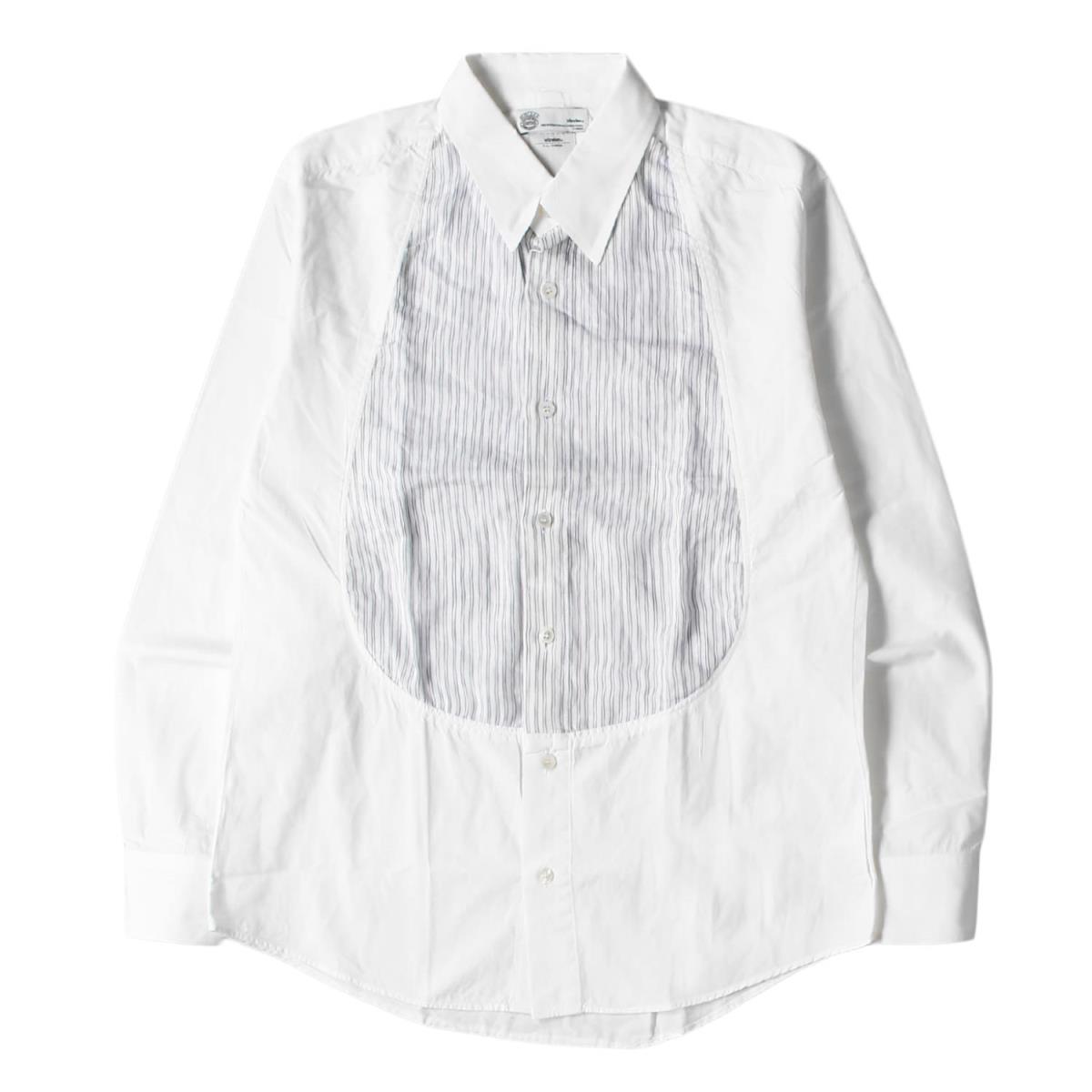 トップス, カジュアルシャツ visvim F.I.L MARCELLA STRIPE SHIRT LS GIZA 1 K3026