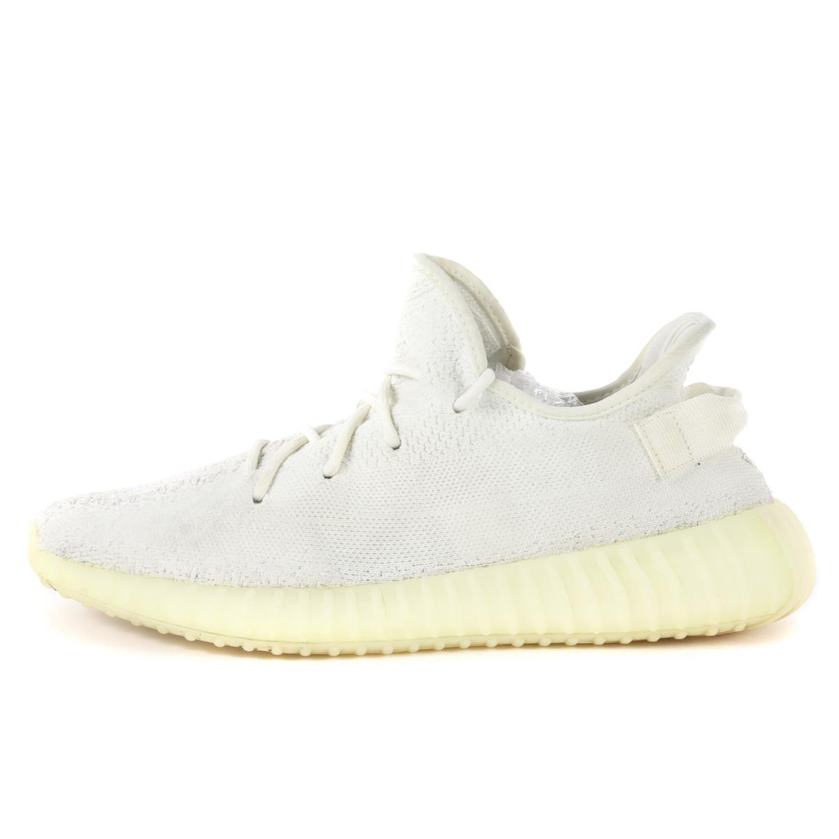 メンズ靴, スニーカー adidas YEEZY BOOST 350 V2 CREAM WHITE CP9366 US11 29cm K2959