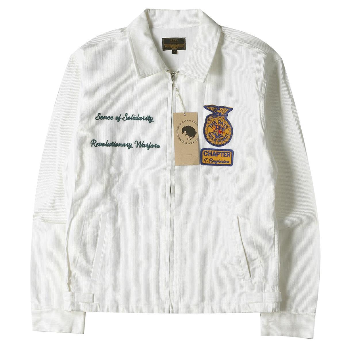 メンズファッション, コート・ジャケット RATS CORDUROY JKT 16SS L K2839