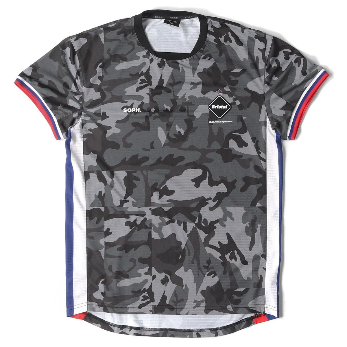 トップス, Tシャツ・カットソー FCRB GAME SHIRT 18SS M K2579