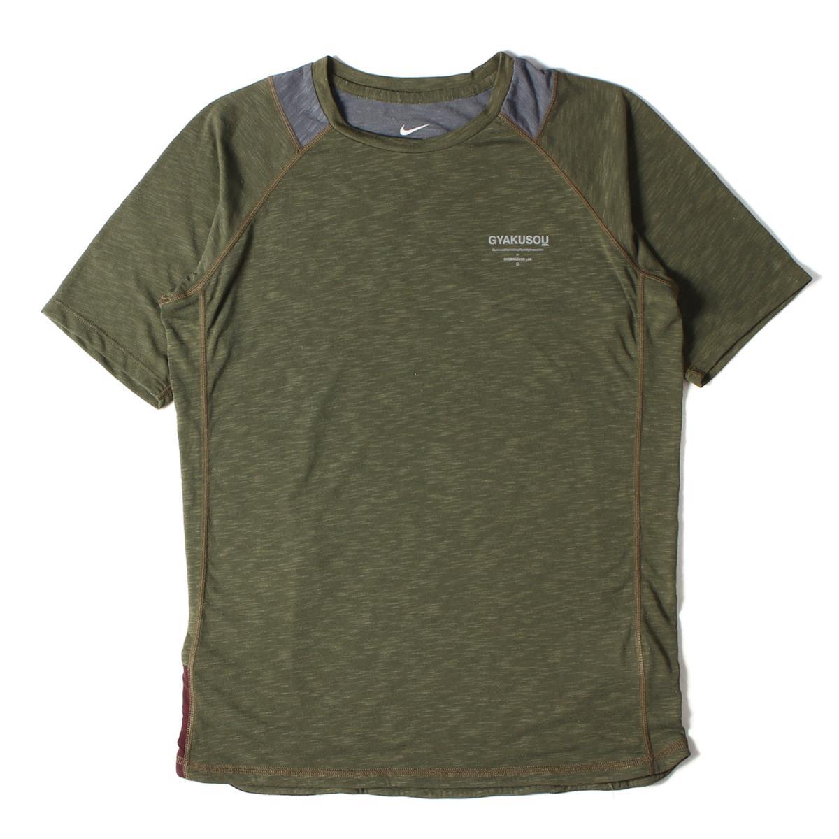 トップス, Tシャツ・カットソー UNDERCOVER T NIKE GYAKUSOU DRI-FIT T M K2753