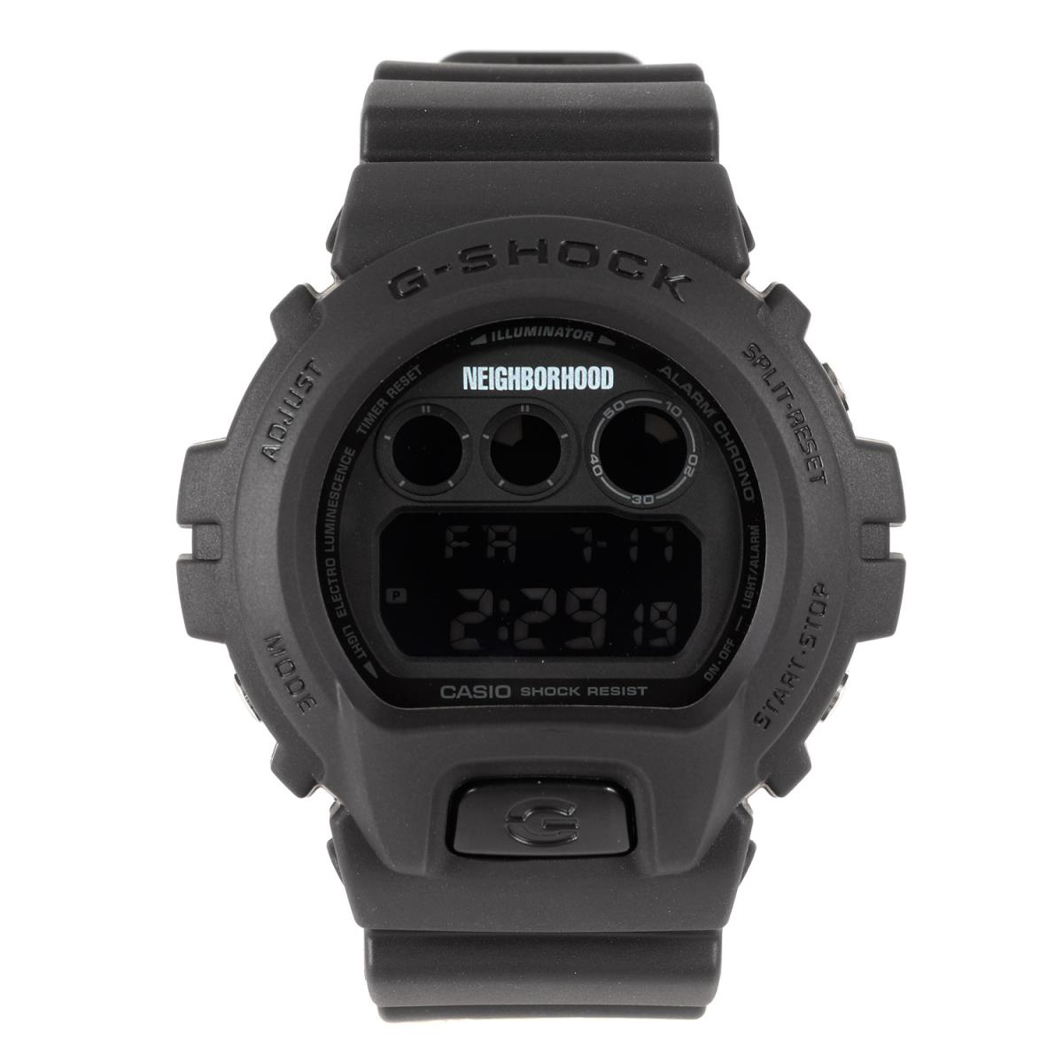 腕時計, メンズ腕時計 NEIGHBORHOOD G-SHOCK DW-6900FS 18SS K2720