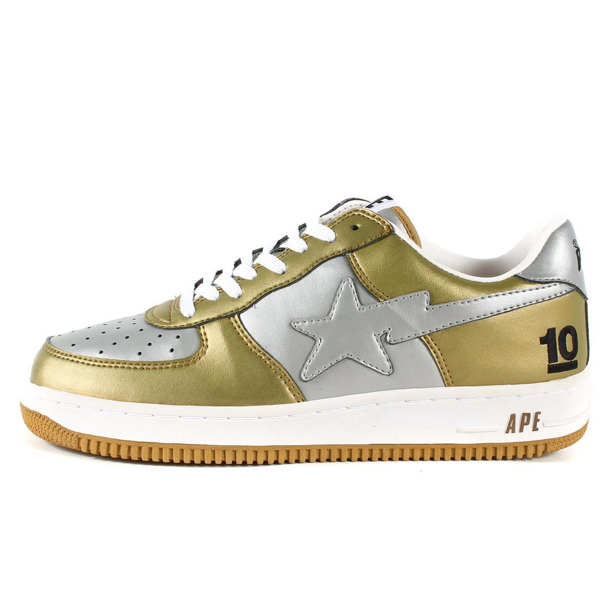 メンズ靴, スニーカー APE NOWHERE 10 BAPESTA 00s US10.5 28.5cm K2724