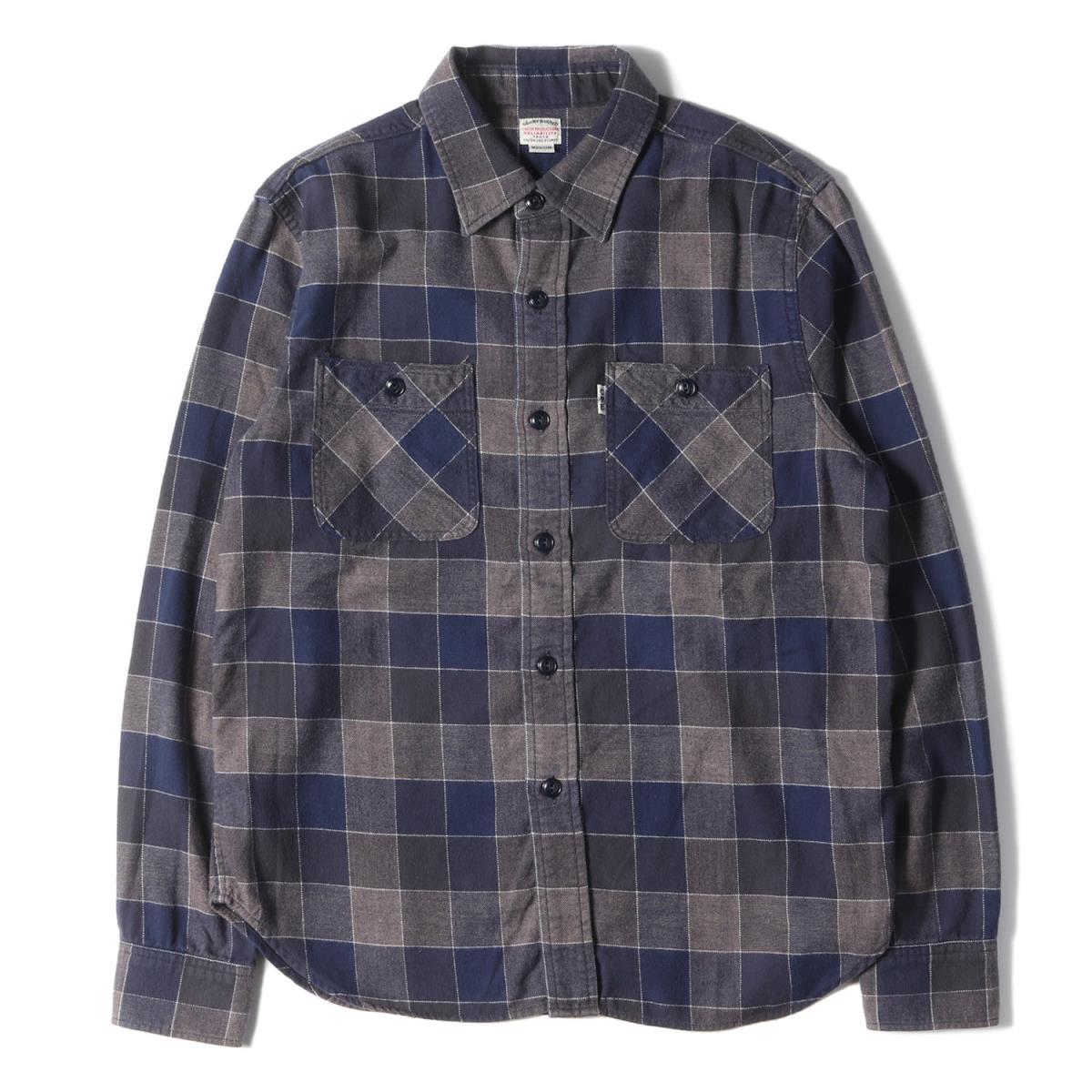 トップス, カジュアルシャツ COOTIE M K2859