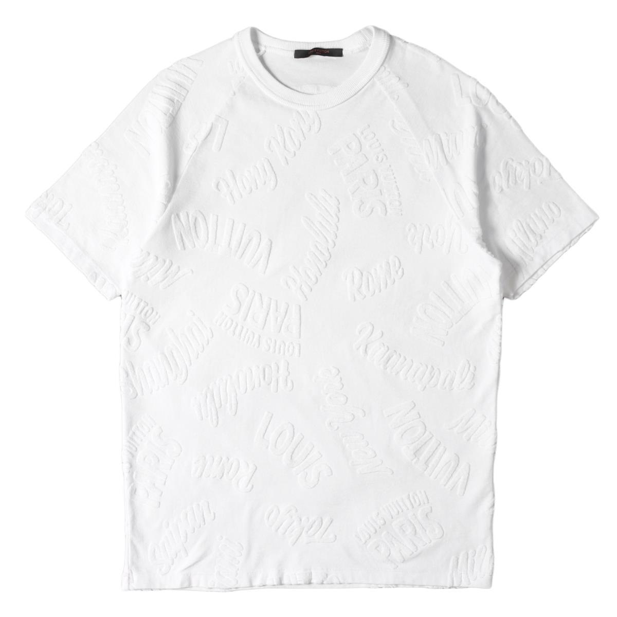 トップス, Tシャツ・カットソー LOUIS VUITTON T T 18SS L K2976