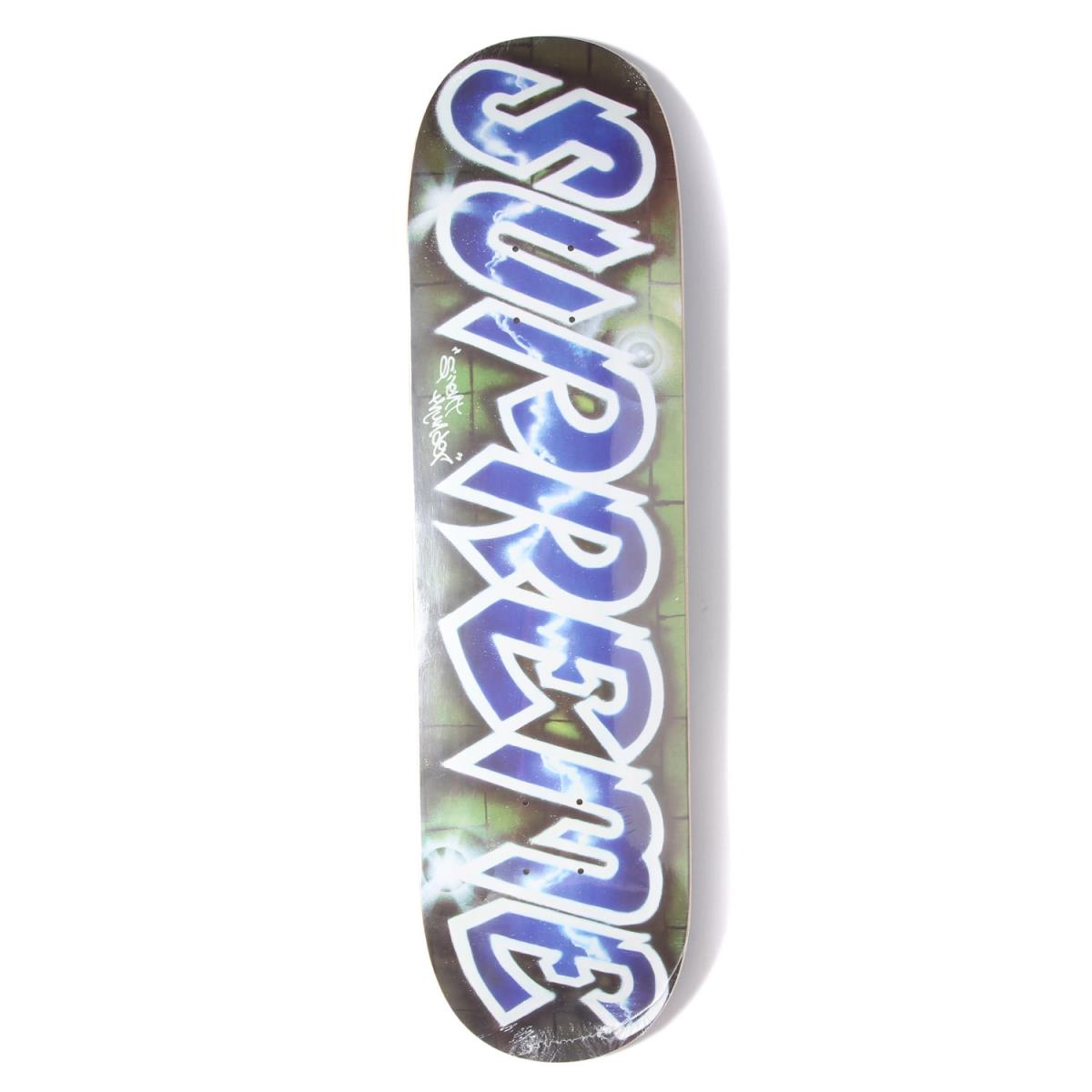 パーツ, デッキ Supreme 18SS Lee Quinones Skateboard Deck K2783