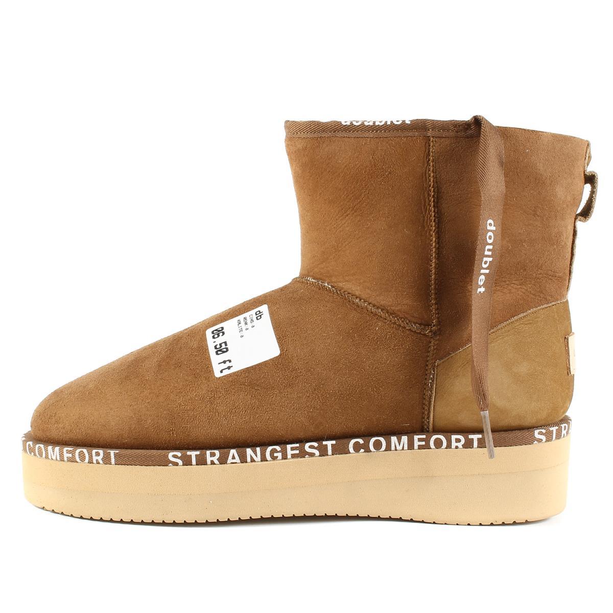 ブーツ, その他 doublet 18AW MOUTON SHORT BOOTS 27.5cm K2988