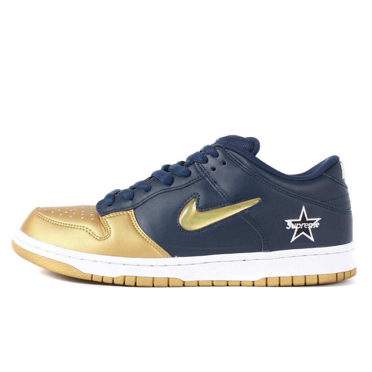 メンズ靴, スニーカー Supreme NIKE SB DUNK LOW OG QS (CK3480-700) 19AW US9.5(27.5cm) K2831