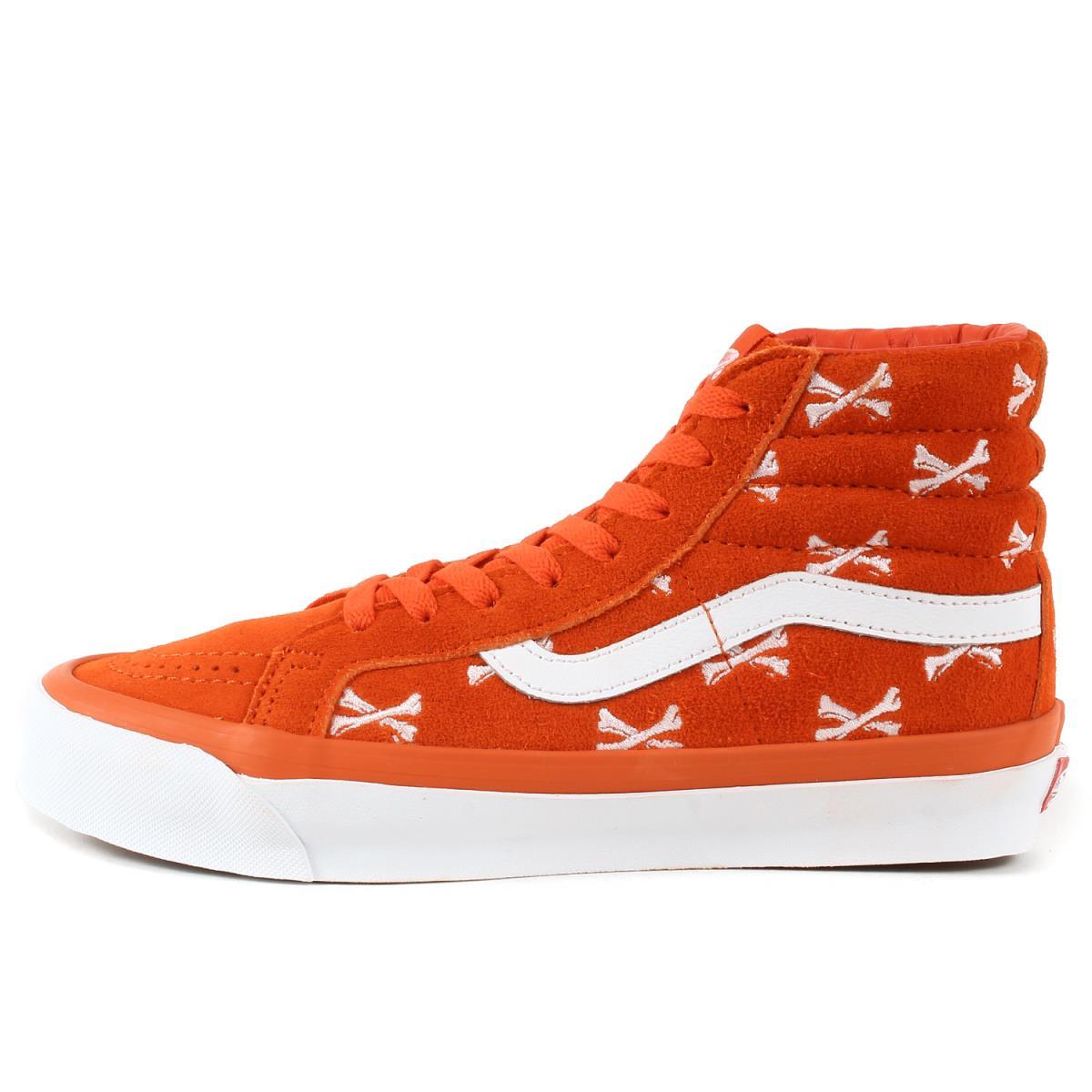 メンズ靴, スニーカー WTAPS VANS VAULT OG SK8-Hi LX CROSS BONES 20AW US7 25cm K2831