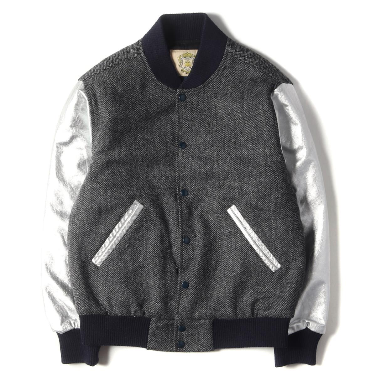 メンズファッション, コート・ジャケット BBCICE CREAM HARRIS TWEED BEE LINE M K2882