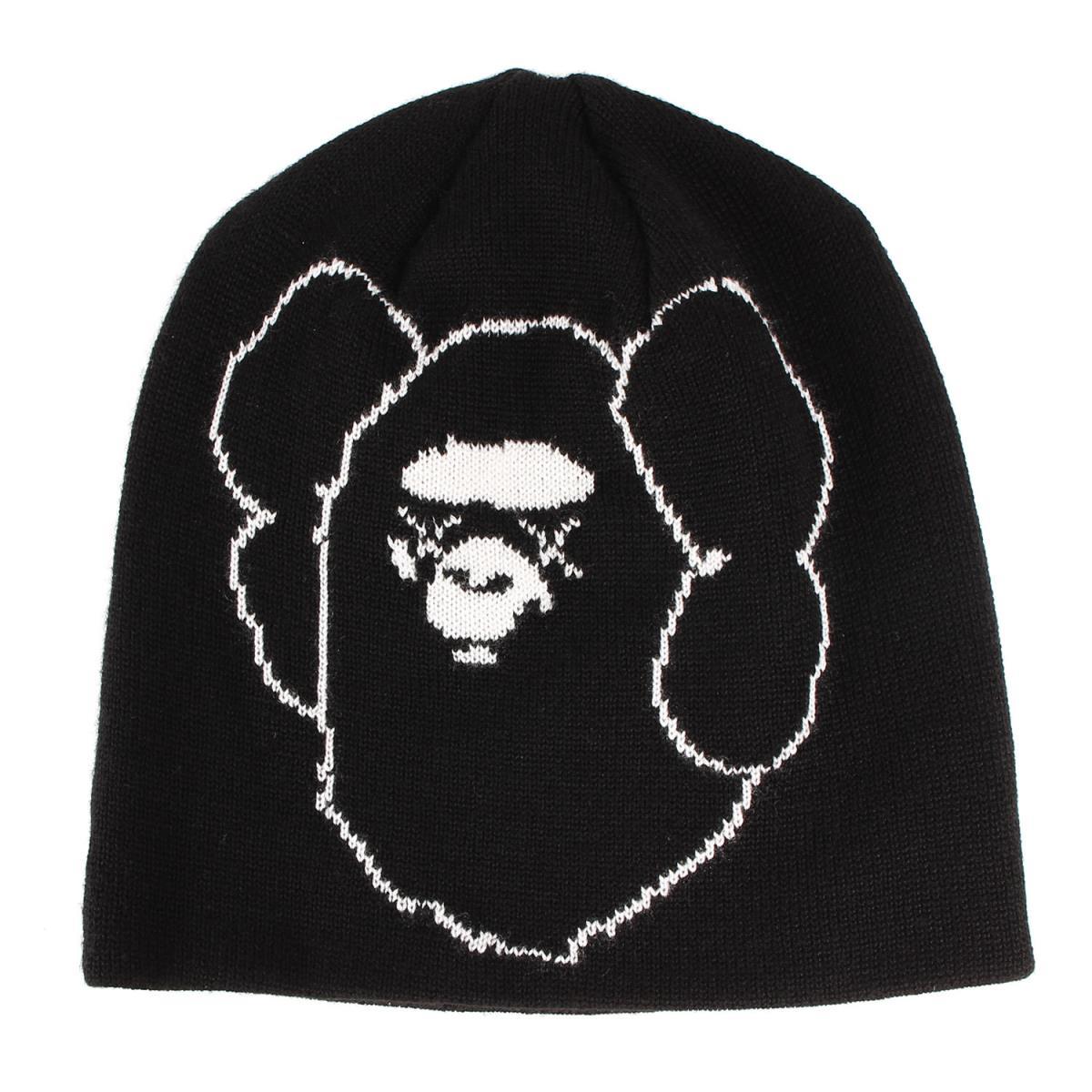 メンズ帽子, ニット帽 APE 00s KAWS K2964