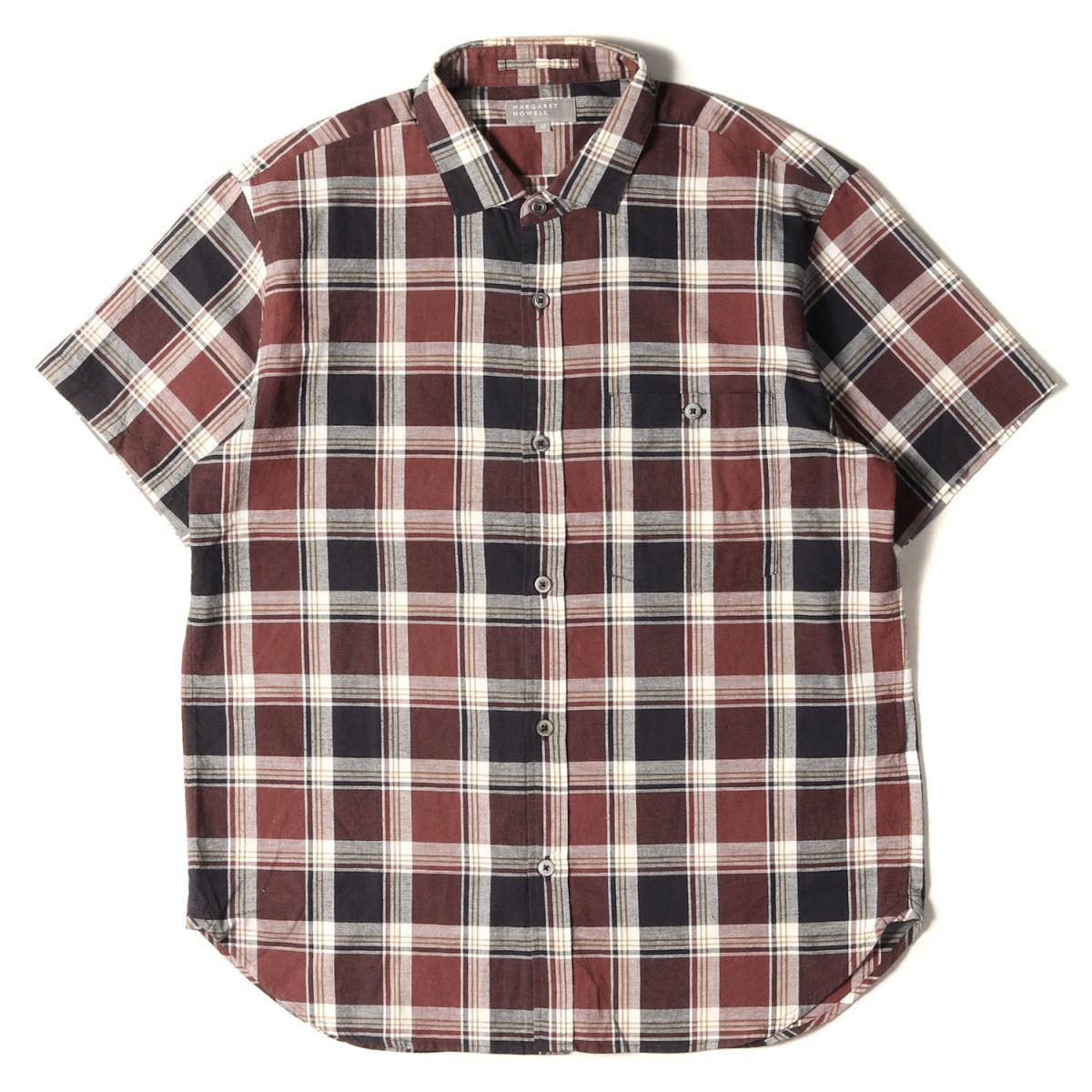 トップス, カジュアルシャツ MARGARET HOWELL M K2996