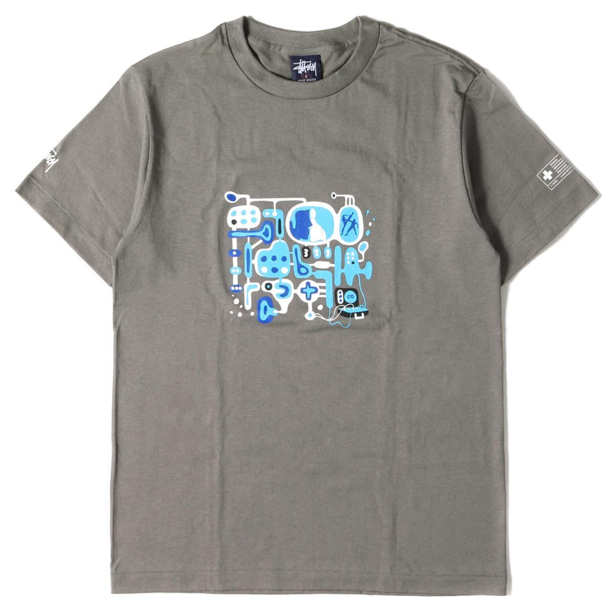 トップス, Tシャツ・カットソー STUSSY T 00s T USA S K3021