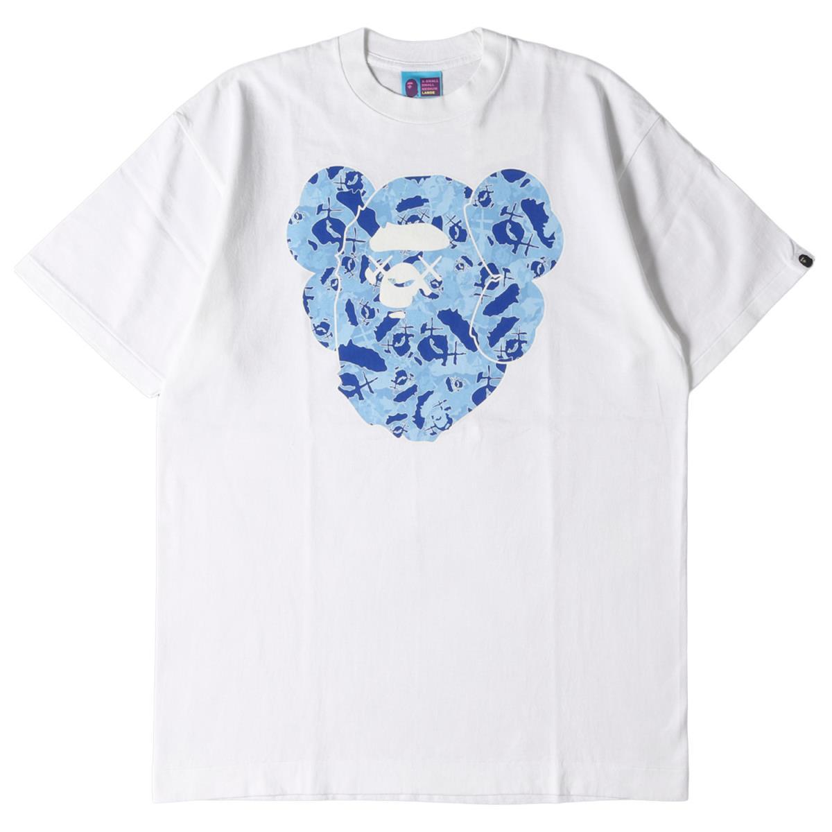 トップス, Tシャツ・カットソー A BATHING APE T KAWS T 2005 L K3085
