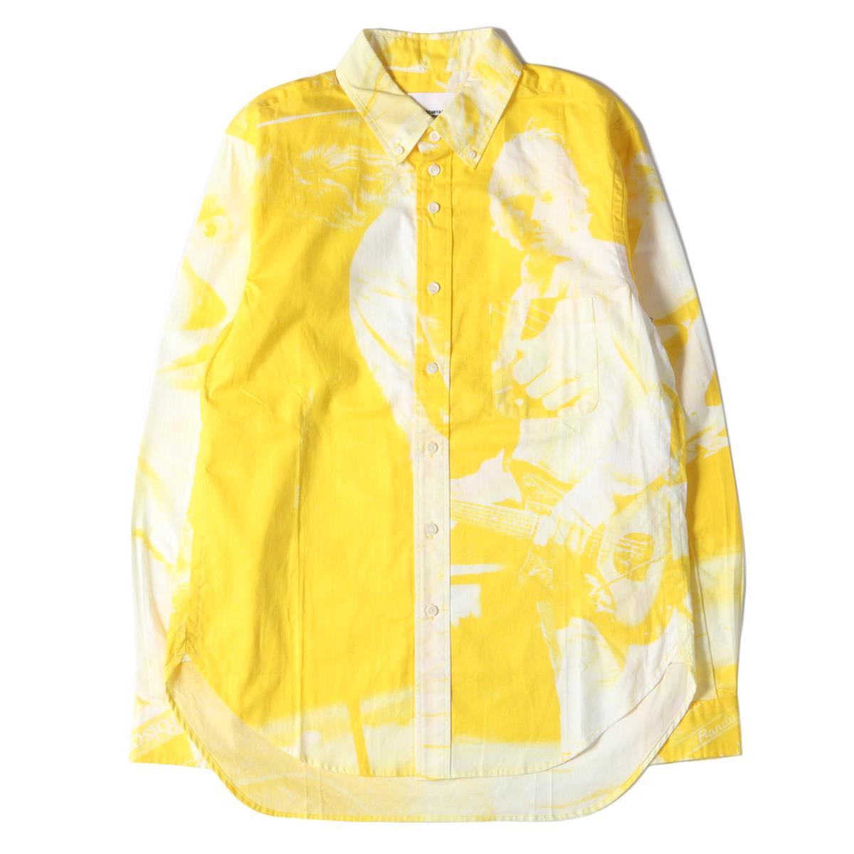 トップス, カジュアルシャツ TAKAHIROMIYASHITA The Soloist 19SS Charles Peterson B.D.shirt 46 K3125