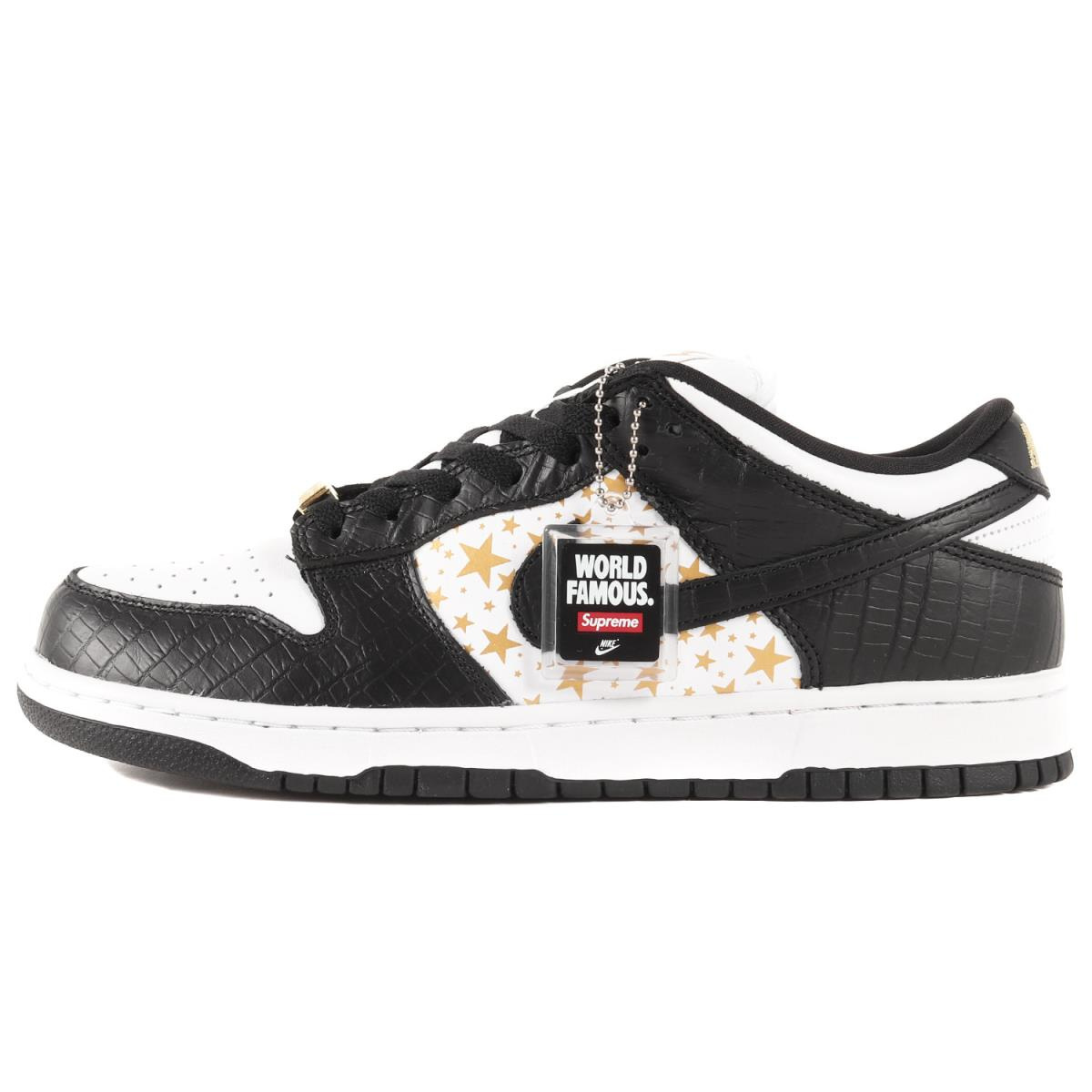 メンズ靴, スニーカー Supreme 21SS NIKE SB DUNK LOW OG QS DH3228-102 SB OG US9.5(27.5cm) K3133