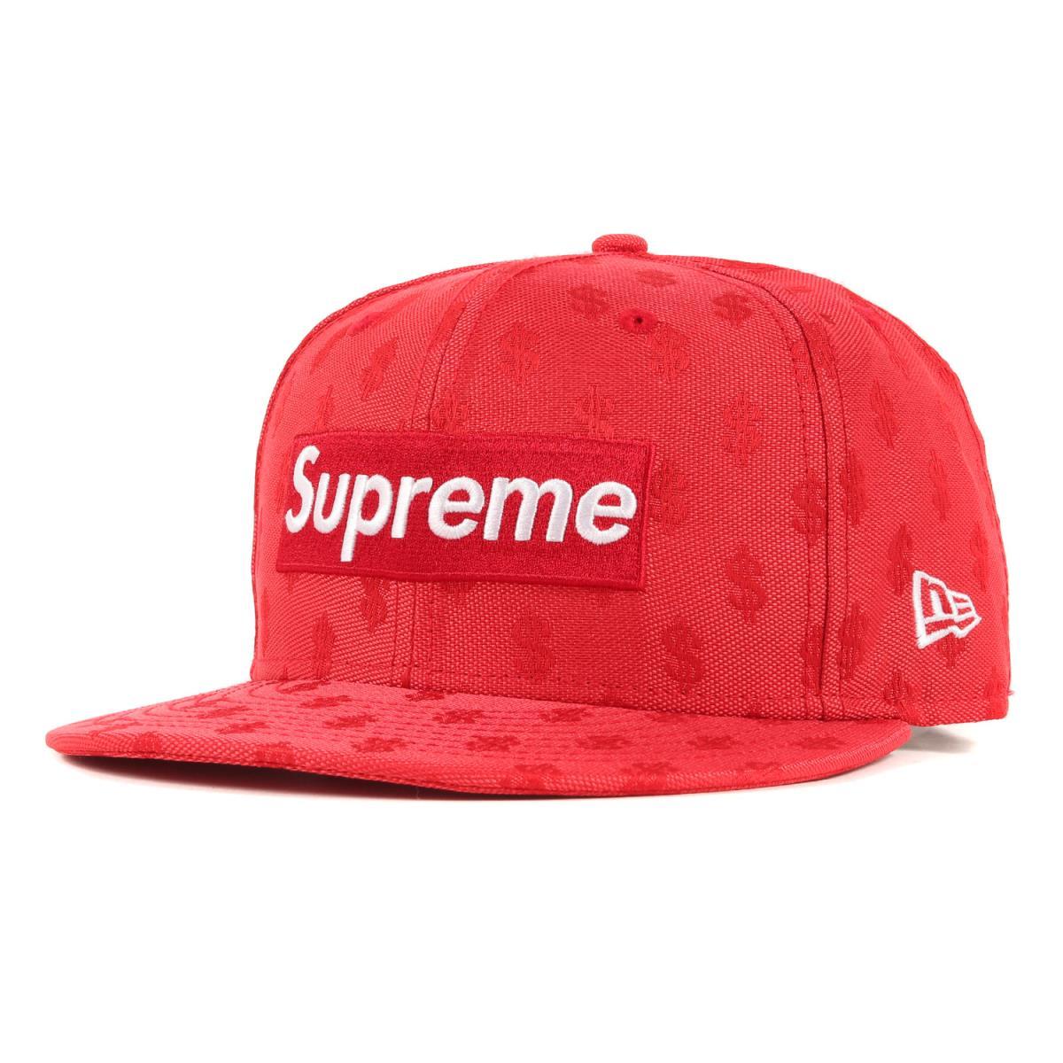 メンズ帽子, キャップ Supreme NEW ERA BOX Monogram Box Logo 18SS 7 12(59.6cm) K3131