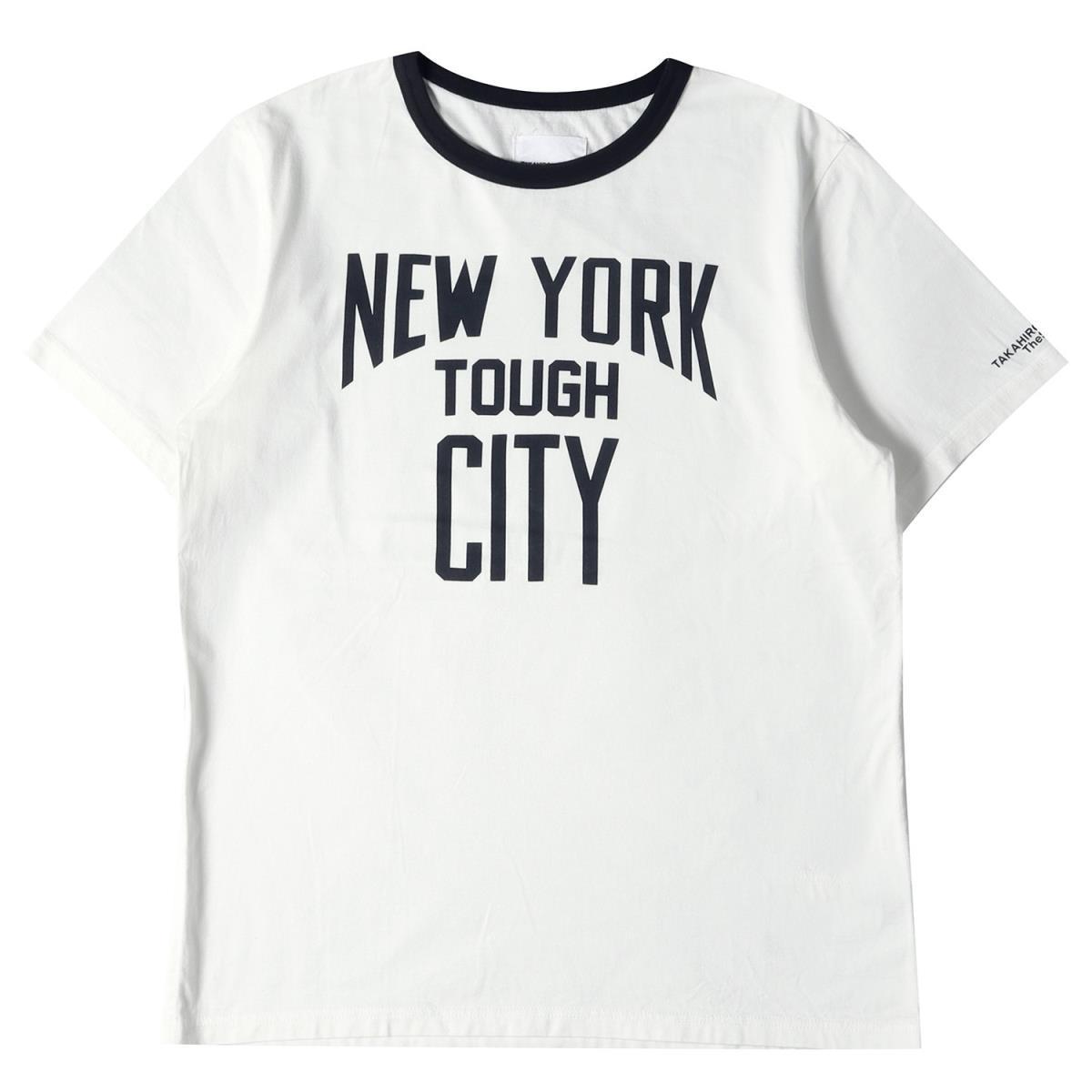 トップス, Tシャツ・カットソー TAKAHIROMIYASHITA The Soloist. T NYC T sc.0100 NEW YORK TOUGH CITY. 20SS 48 K3148