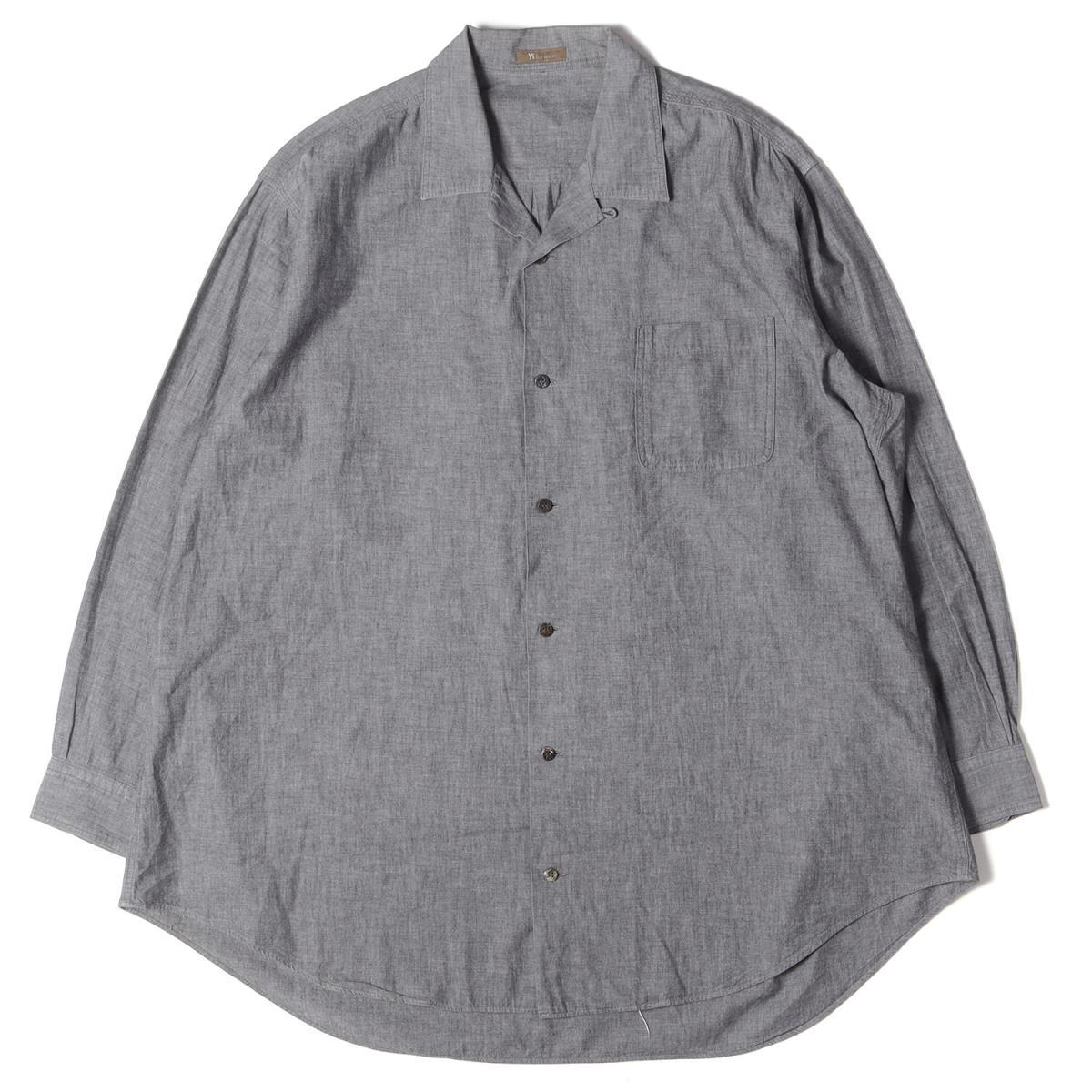 トップス, カジュアルシャツ Yohji Yamamoto Ys Ys for men K3119