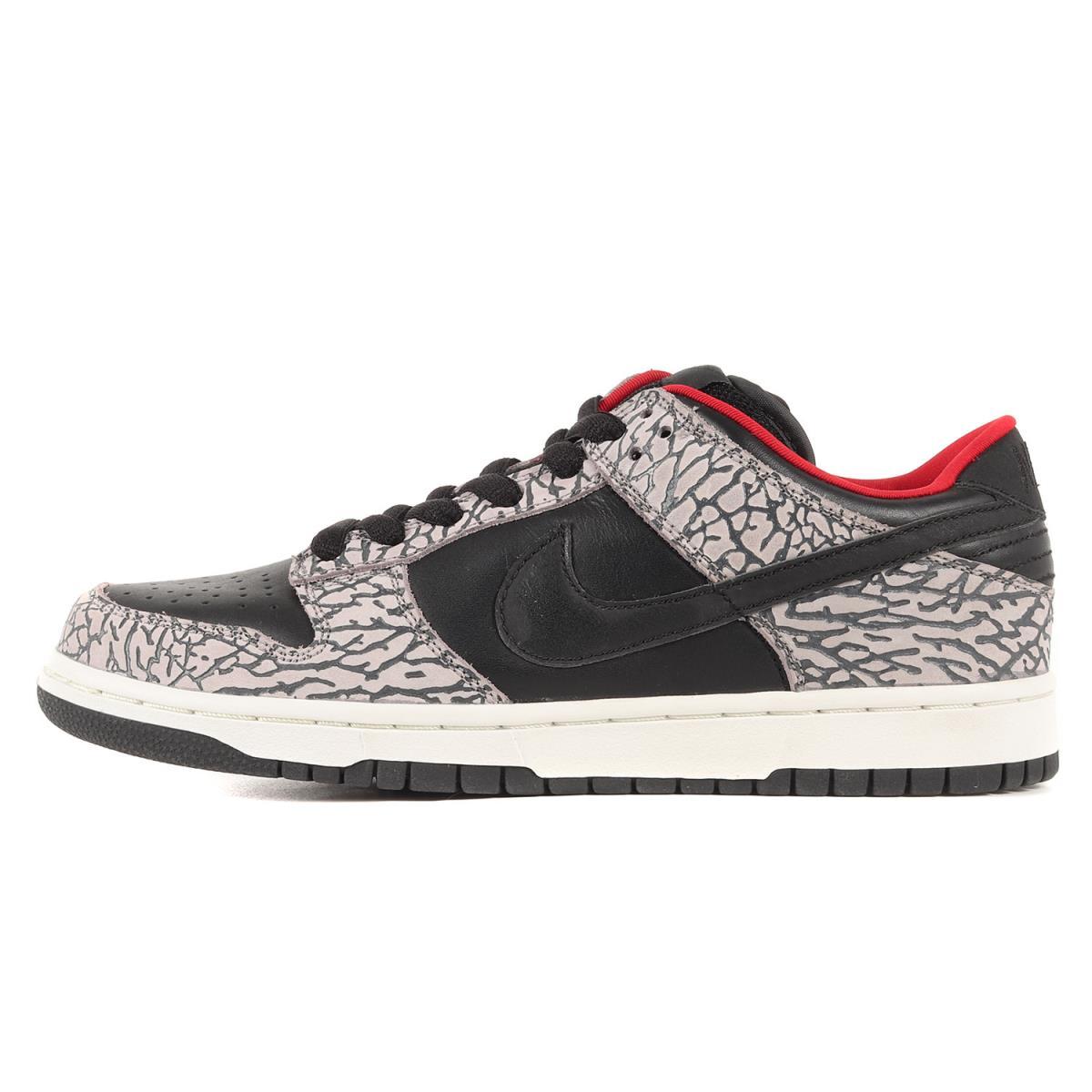 メンズ靴, スニーカー Supreme NIKE DUNK LOW PRO SB 1st 304292-131 02AW US9(27cm) K3132
