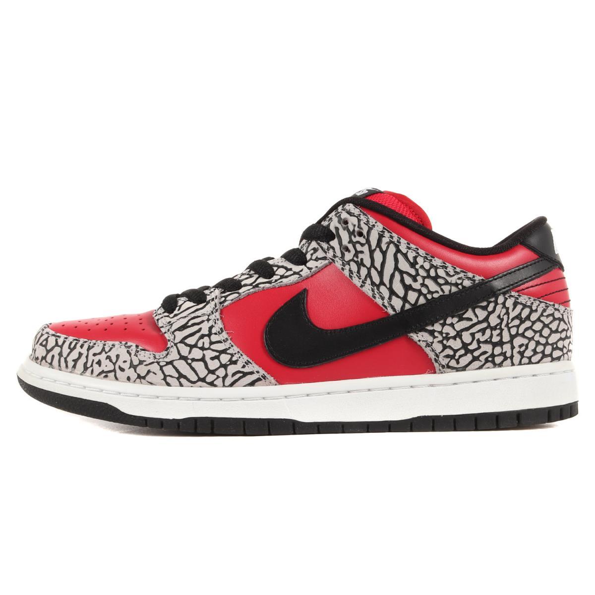メンズ靴, スニーカー Supreme NIKE DUNK LOW PREMIUM SB 313170-600 12SS SB US10(28cm) K3132