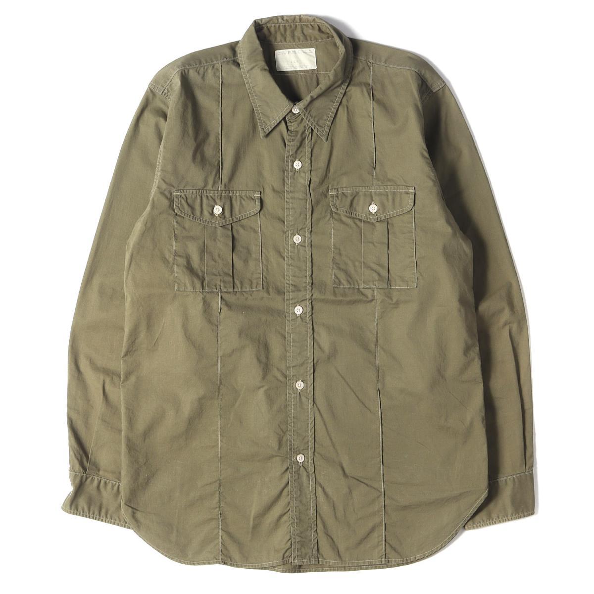 トップス, カジュアルシャツ PHIGVEL UTILITY SHIRT 15 12(M) K3150