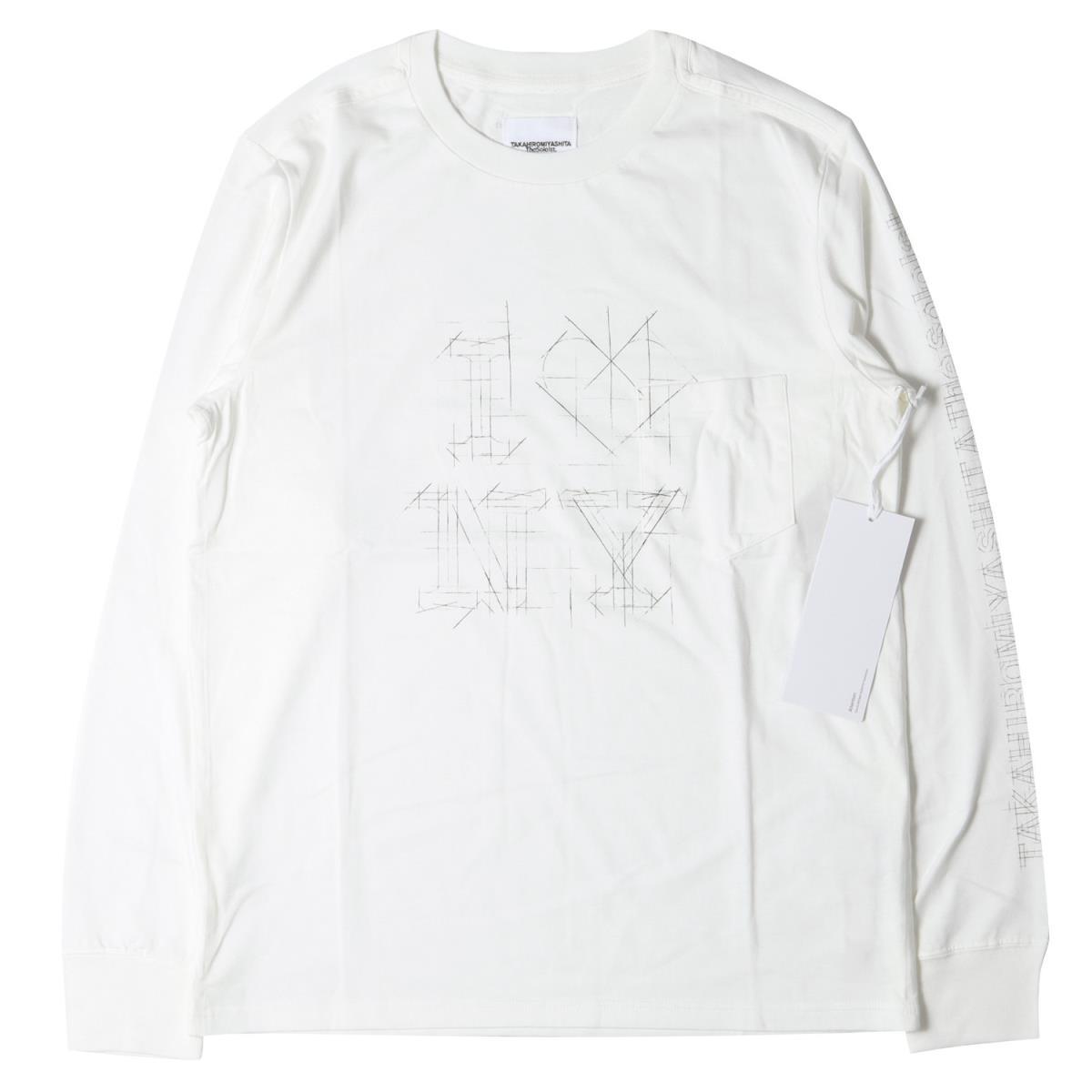 トップス, Tシャツ・カットソー TAKAHIROMIYASHITA The Soloist. T I LOVE NY T I LOVE NY ls tee 21SS 46 K3158