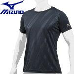 MIZUNOミズノ12JA7T31グローバルエリートTシャツ12JA7T3109ブラック