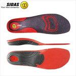 シダス(SIDAS)衝撃吸収インソール3Dクッション3D201215オールラウンド中敷き(クッション重視)