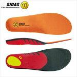シダス(SIDAS)衝撃吸収インソール3Dスパイク3D201221野球/ベースボール専用中敷き