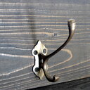 真鍮製家具用ノブ(ハンガーフック) 085