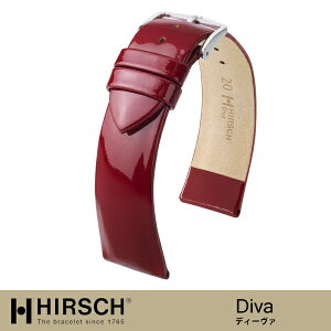 <Hirsch> Diva / Seiko / Five Sports / Grand Seiko / Credor / Galante / Astron / Brights / Spirit / Prospex / Presage / Seiko Premier / Watch Leather Belt / Band / 18mm/19mm/20mm/21mm/22mm/24mm